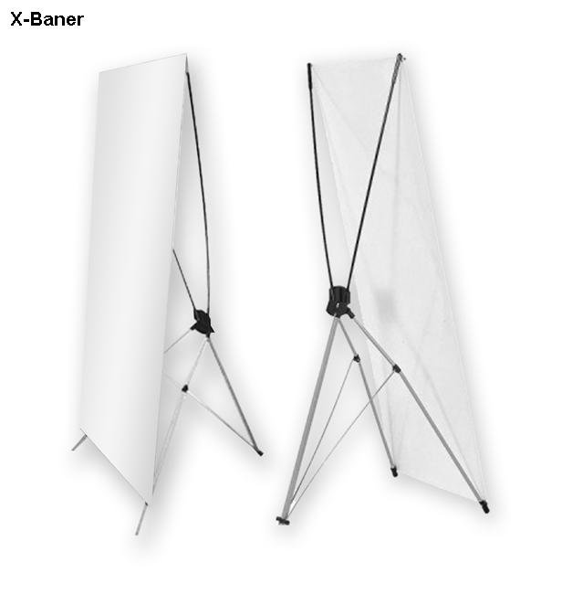 X-BANER, ROLL-UP